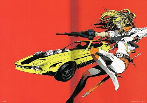 Nagimiso, Quantum Flowers, Vocaloid, Rin Kagamine