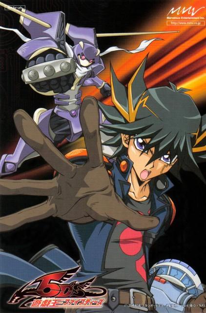 Kazuki Takahashi, Studio Gallop, Yu-Gi-Oh! 5D's, Yusei Fudo
