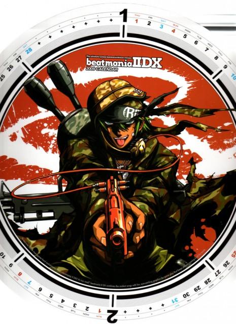 Konami, Beatmania, Duel (Beatmania), Calendar