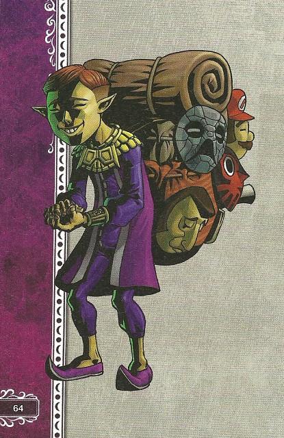 The Legend of Zelda, Super Mario, The Legend of Zelda: Majora's Mask, Mario (Character)