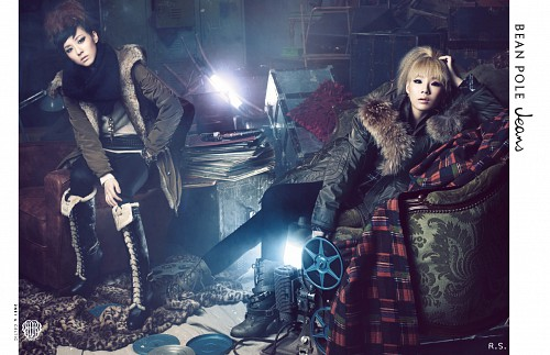 Sandara Park, CL (K-Pop Idol), 2NE1