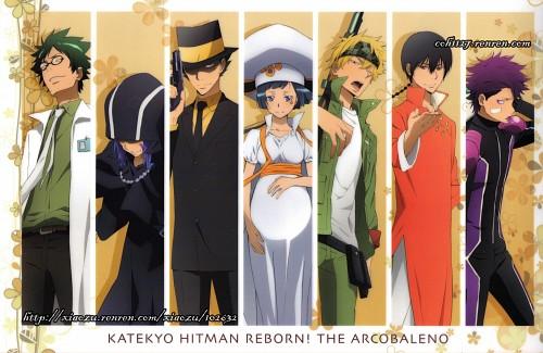 Akira Amano, Artland, Katekyo Hitman Reborn!, Mammon (Katekyo Hitman Reborn!), Luce