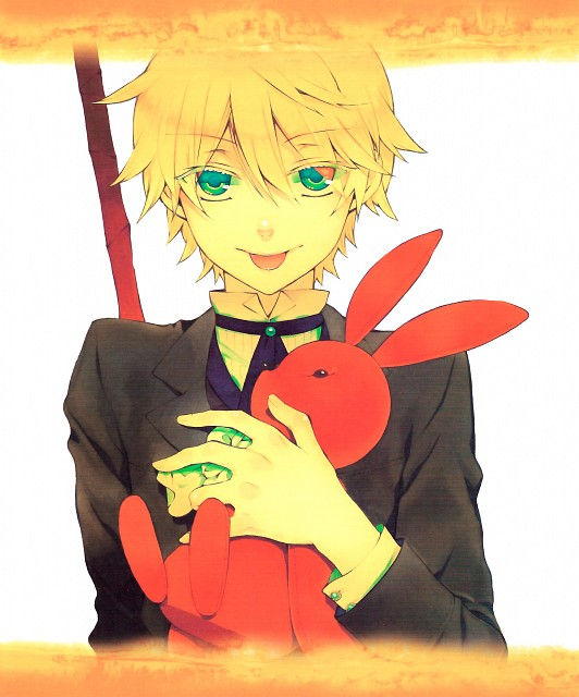 Jun Mochizuki, Xebec, Pandora Hearts, Pandora Hearts ~there is~, B-rabbit