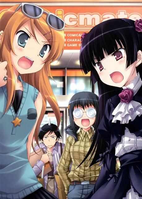 Akane Ikegami, Anime International Company, Ore no Imouto ga Konna ni Kawaii Wake ga Nai, Akane Iro - Ikegami Akane Art Works, Saori Makishima
