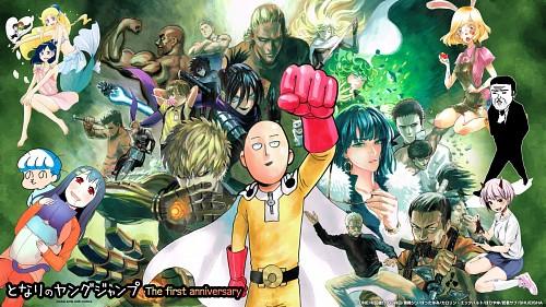 Yuusuke Murata, Onepunch-Man, Saitama, Bang (Onepunch-man), Sonic (Onepunch-man)
