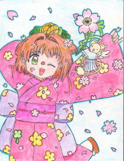 CLAMP, Madhouse, Cardcaptor Sakura, Keroberos, Sakura Kinomoto
