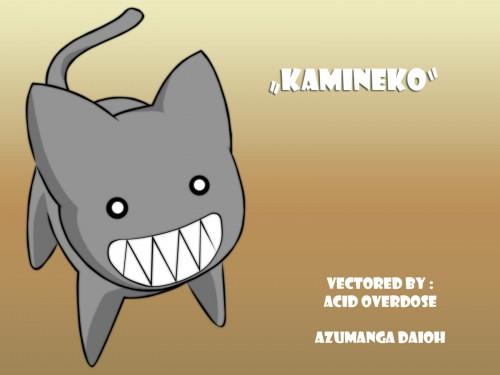 Azumanga Daioh, Kamineko, Vector Art