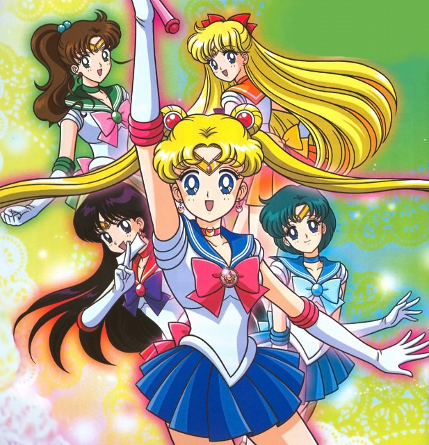 Marco Albiero, Bishoujo Senshi Sailor Moon, Sailor Venus, Sailor Moon, Sailor Jupiter