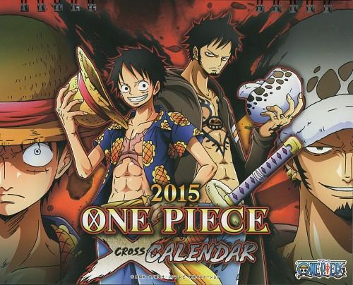 Eiichiro Oda, Toei Animation, One Piece, Trafalgar Law, Monkey D. Luffy
