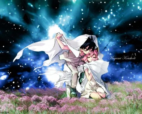 Yukiru Sugisaki, Xebec, Candidate for Goddess, Kizna Towryk, Zero Enna Wallpaper