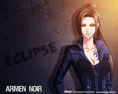Ike (Mangaka), Idea Factory, Armen Noir, Eclipse (Armen Noir), Official Wallpaper