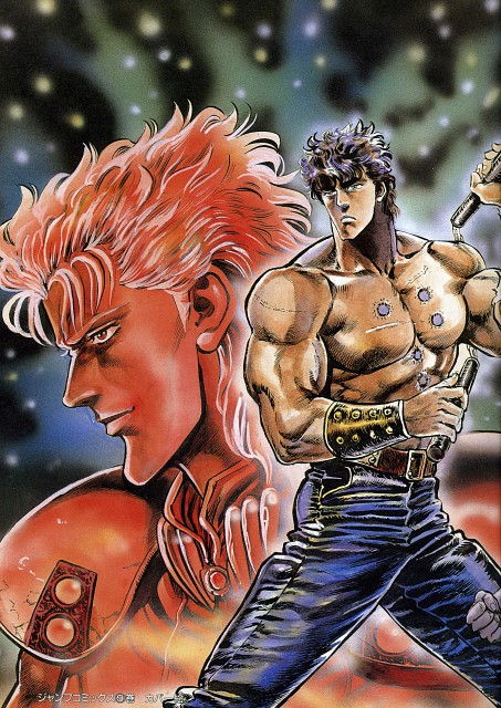 Tetsuo Hara, Toei Animation, Fist of the North Star, Kenshiro, Rei (Fist of the North Star)