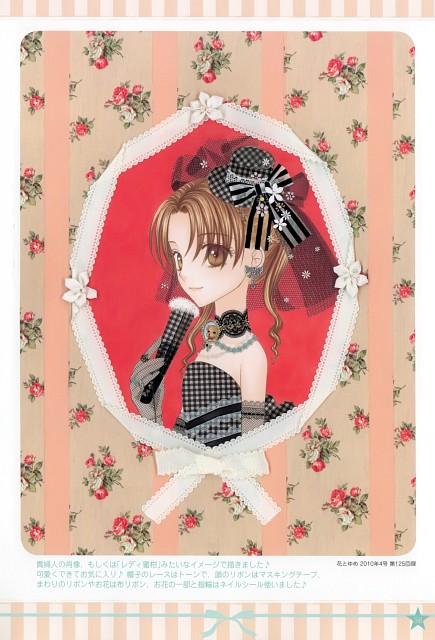 Tachibana Higuchi, Gakuen Alice, Graduation - Gakuen Alice Illustration Fan Book, Mikan Sakura