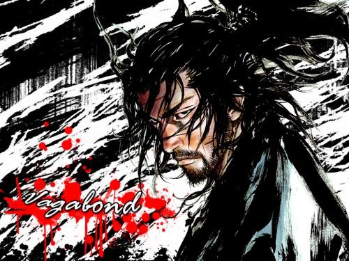 Takehiko Inoue, Vagabond, Musashi Miyamoto (Vagabond) Wallpaper