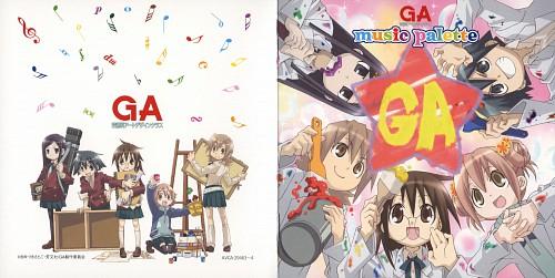 Satoko Kiyuzuki, Anime International Company, Ga Geijutsuka Art Design Class, Miki Noda, Kisaragi Yamaguchi