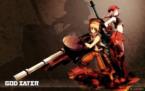 Namco, God Eater, Kouta Fujiki, Alisa Ilinichina Amiella, Official Digital Art