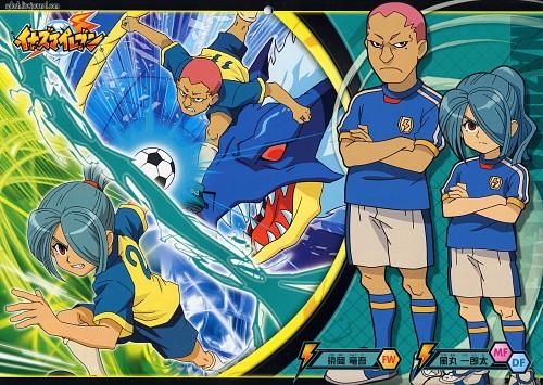 Tenya Yabuno, OLM Digital Inc, Inazuma Eleven, Ichirouta Kazemaru, Ryuugo Someoka
