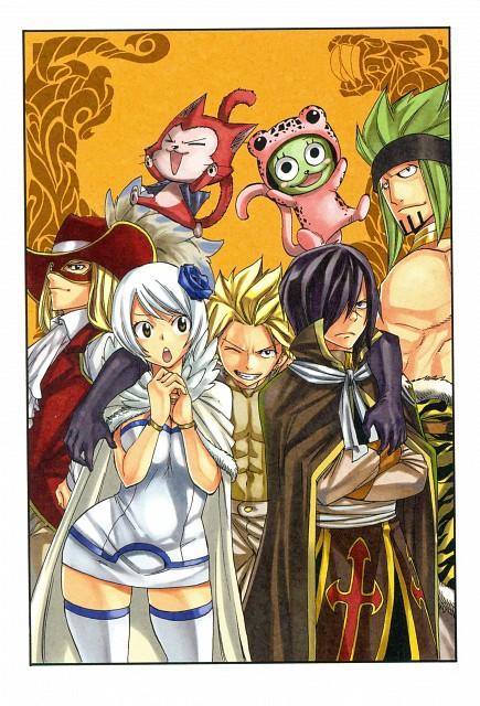 Hiro Mashima, Satelight, Fairy Tail, Fairy Tail Illustrations: Harvest, Frosh