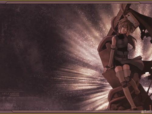Bee Train, Avenger, Layla Ashley Wallpaper