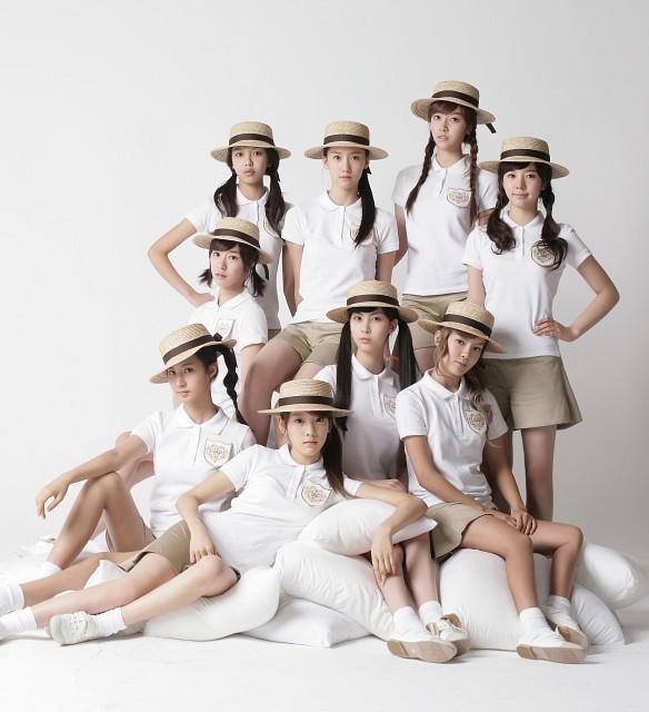 Yoona, TaeYeon, Sunny, Girls Generation, HyoYeon