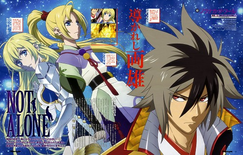 Yone Kazuki, Tomokatsu Nagasaku, Satelight, Nobunaga the Fool, Jeanne Kaguya d'Arc