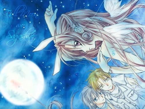 Arina Tanemura, Full Moon wo Sagashite, Meroko Yui, Takuto Kira, Izumi Rio Wallpaper