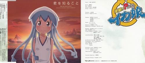 Masahiro Anbe, Shinryaku! Ika Musume, Ika Musume (Character), Album Cover