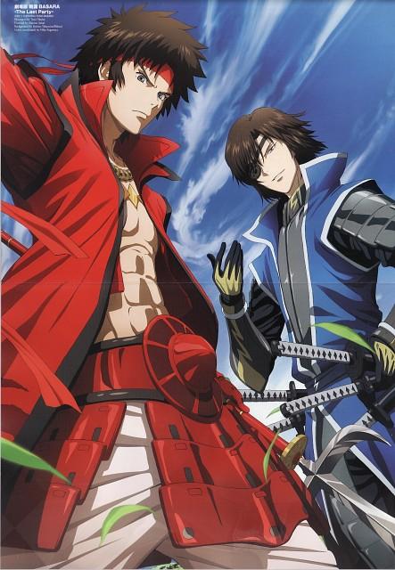 Makoto Tsuchibayashi, Production I.G, Capcom, Sengoku Basara, Masamune Date