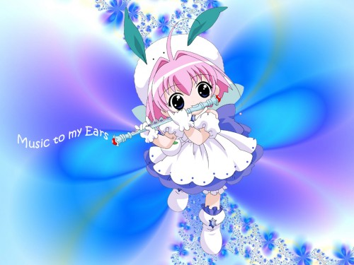 Koge Donbo, A Little Snow Fairy Sugar, Sugar (A Little Snow Fairy Sugar) Wallpaper