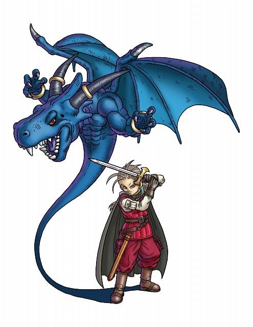 Studio Pierrot, Blue Dragon - Awakened Shadow, Blue Dragon, Official Digital Art, Occupations