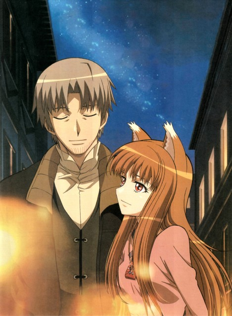 Brains Base, Spice and Wolf, Kraft Lawrence, Horo