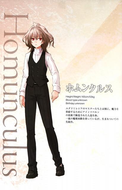 Ototsugu Konoe, TYPE-MOON, Fate/Apocrypha, Sieg