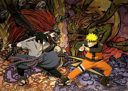 Studio Pierrot, Naruto, Naruto Uzumaki, Sasuke Uchiha