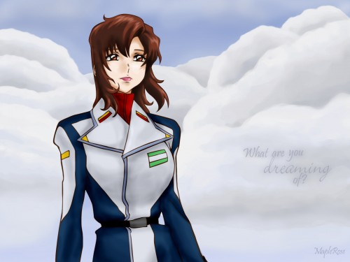 Sunrise (Studio), Mobile Suit Gundam SEED Destiny, Murrue Ramius Wallpaper
