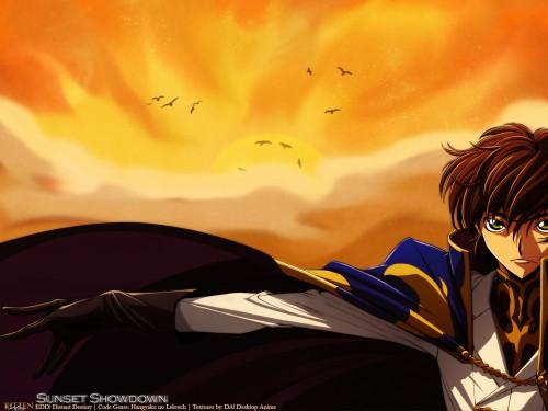Sunrise (Studio), Lelouch of the Rebellion, Suzaku Kururugi Wallpaper