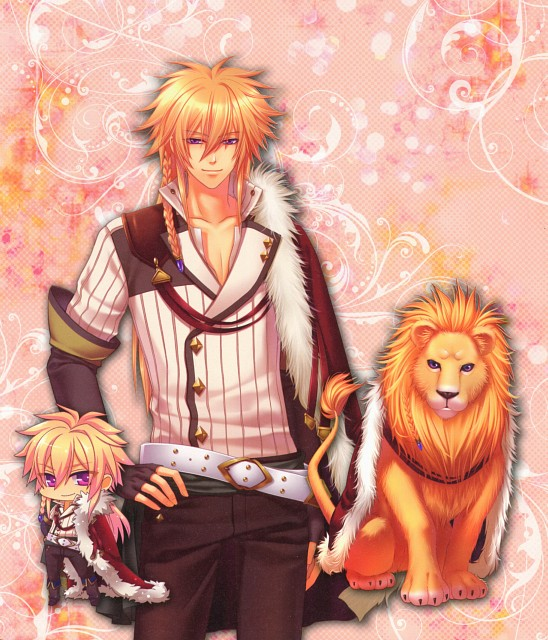 miko (Mangaka), Idea Factory, Beast Master and Prince Official Visual Artbook, Beast Master and Prince, Matheus