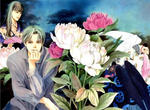 Ichiko Ima, Hyakki Yakoushou, Hyakkiyakou Shou, Tsukasa Iijima, Ojiro