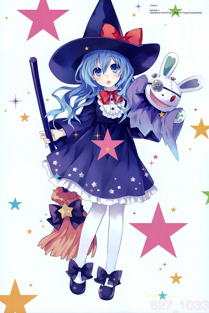 Tsunako, Anime International Company, Date A Live, Yoshinon, Yoshino (Date A Live)