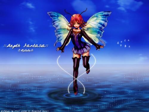 Square Enix, Depth Fantasia, Rilulu Wallpaper