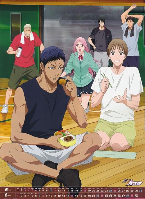 Tadatoshi Fujimaki, Production I.G, Kuroko no Basket, Satsuki Momoi, Daiki Aomine