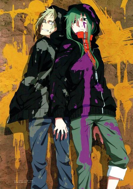 Shaft (Studio), Kagerou Days, Tsubomi Kido, Shuuya Kano, PASH!