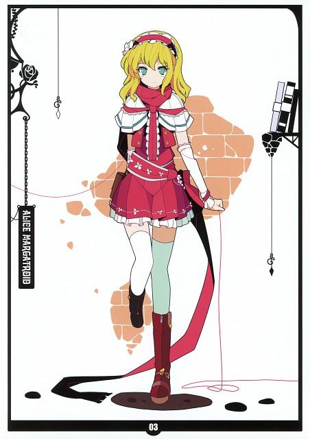 Ideolo, Black Album 1, Touhou, Alice Margatroid, Comic Market 79