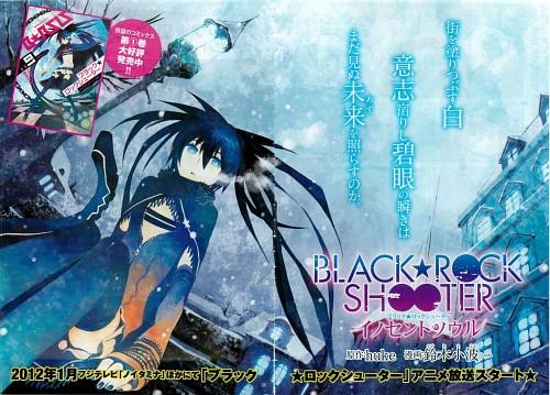 Sanami Suzuki, Black Rock Shooter, Black Rock Shooter (Character), Young Ace