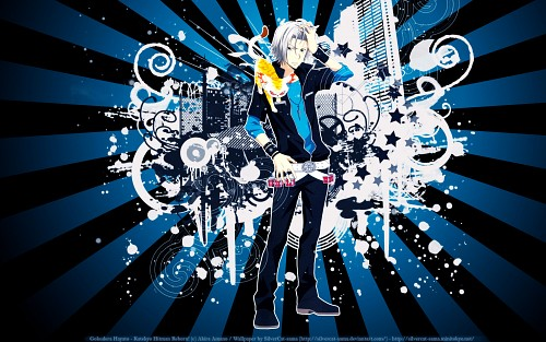 Akira Amano, Artland, Katekyo Hitman Reborn!, Uri, Hayato Gokudera Wallpaper