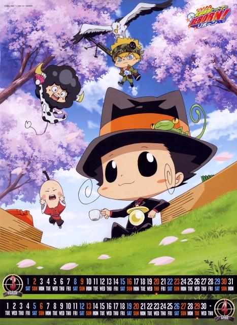 Akira Amano, Artland, Katekyo Hitman Reborn!, Lambo, Colonnello