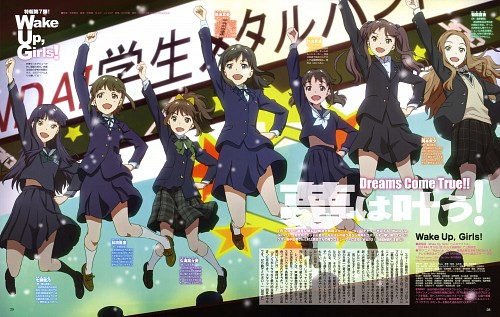 Keiji Ishihara, Ordet, Tatsunoko Production, Wake Up Girls!, Reina Suzuki