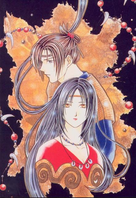 Yuu Watase, Ayashi no Ceres, Mikagi, Ceres (Ayashi no Ceres), Postcard