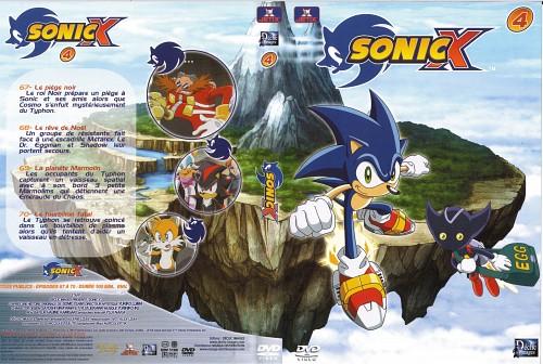 Sega, TMS Entertainment, Sonic the Hedgehog, Sonic, Bokkun