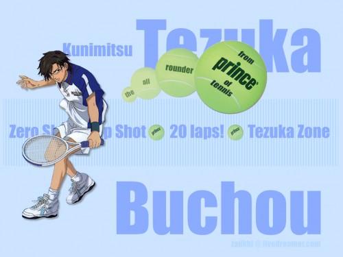 Takeshi Konomi, J.C. Staff, Prince of Tennis, Kunimitsu Tezuka Wallpaper