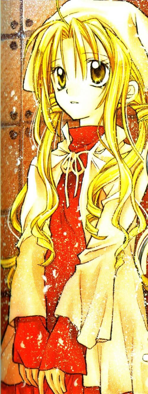 Arina Tanemura, Full Moon wo Sagashite, Arina Tanemura Collection, Full Moon (Character)